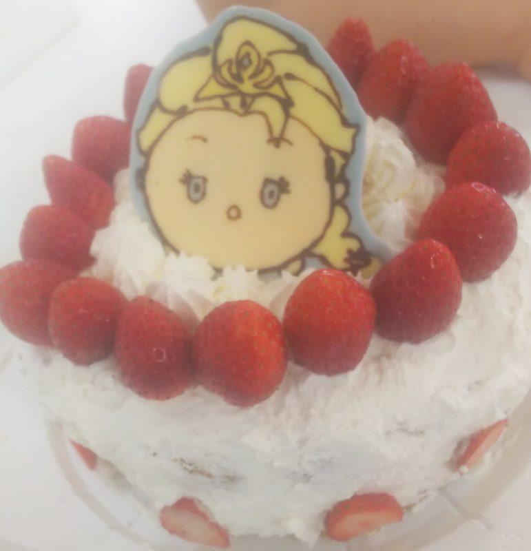 ケーキ作り体験教室