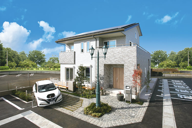 藤岡モデルハウス