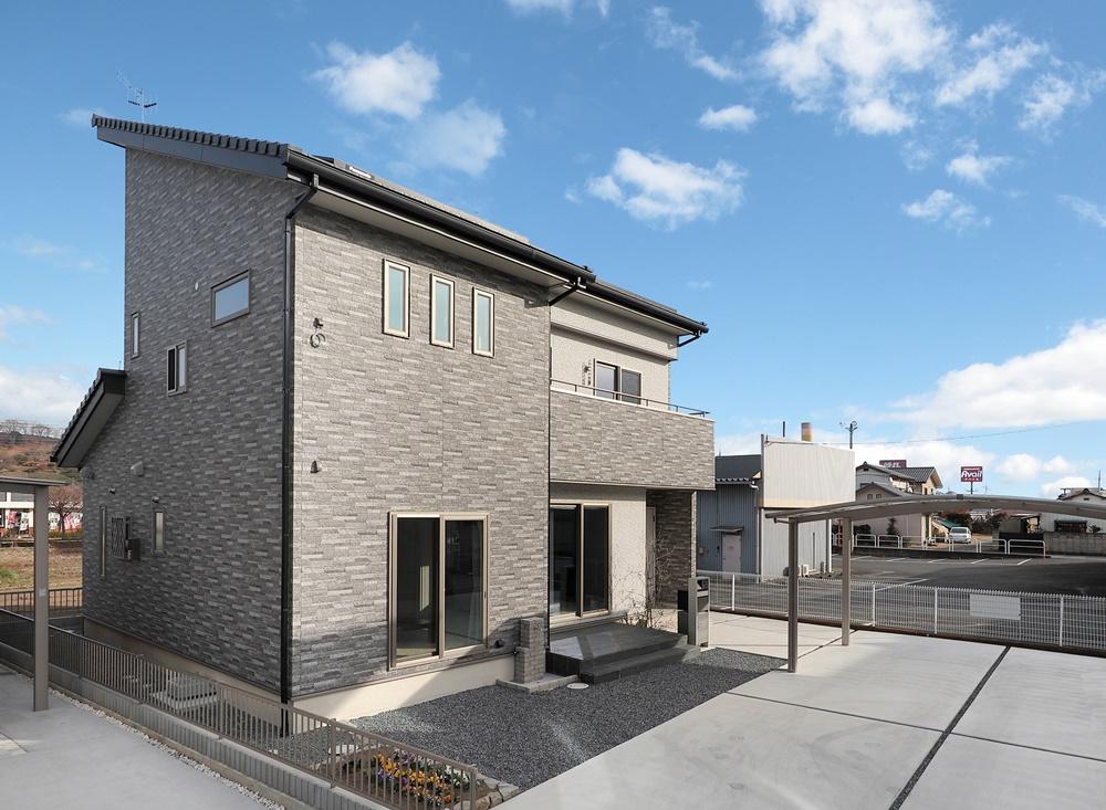 群馬県富岡市の建築実例