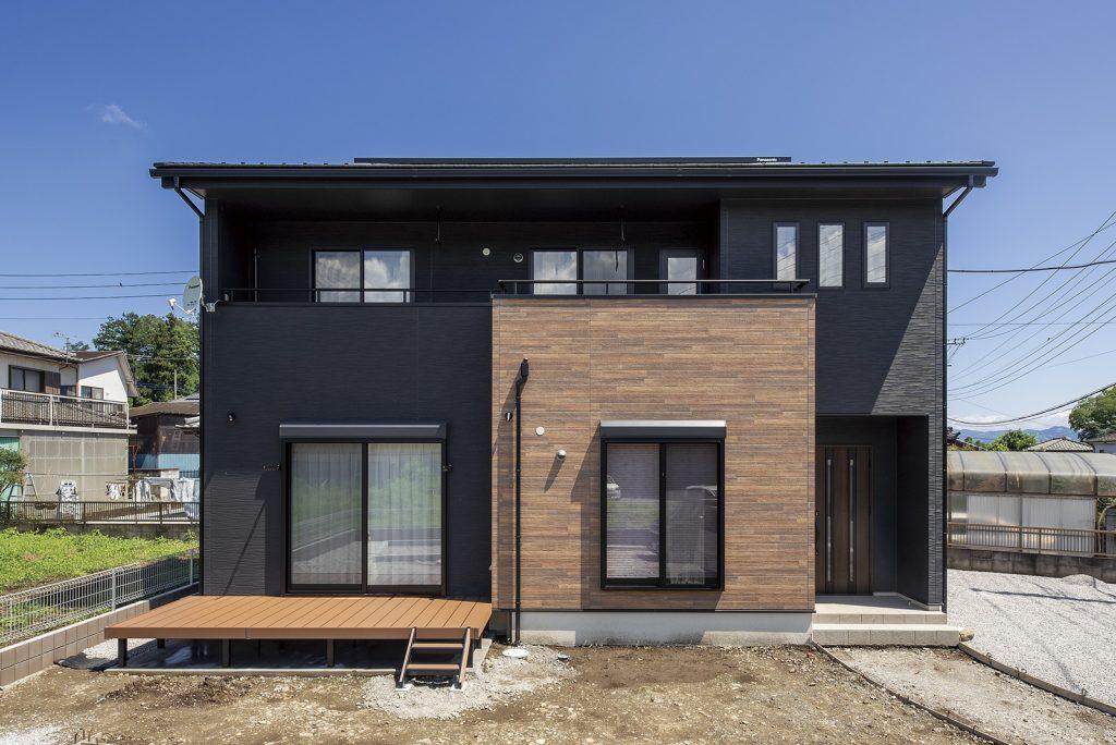 オネスティーハウス石田屋の建築実例