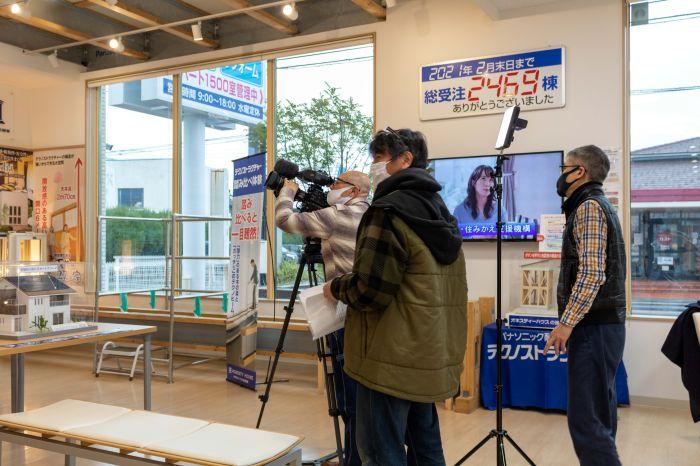 群馬テレビ「森永卓郎の元気情報」